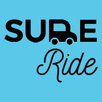 SURE Ride Logo